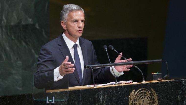 Burkhalter UN