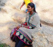 tamil-woman