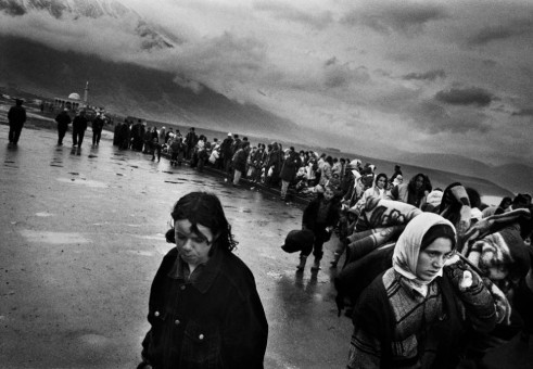 Réfugiée Kosovars